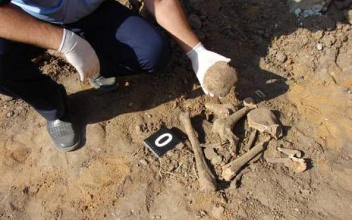 Oase umane descoperite la doi pași de centrul comunei Medieșu Aurit
