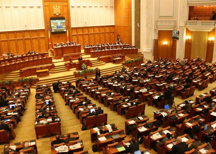 Senatul a respins proiectul privind reducerea numărului de parlamentari la 300