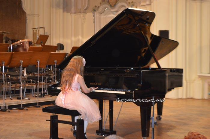 Sătmărenii au câștigat 21 de premii și o mențiune la Concursul Național de pian