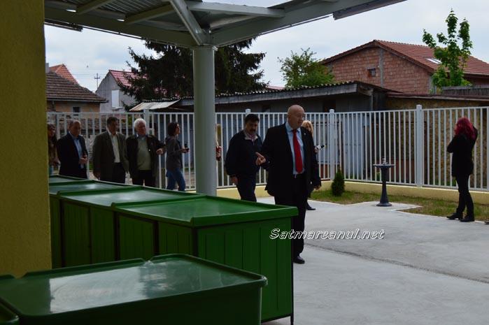 Piață modernă, inaugurată în cartierul Carpați I (Foto&Video)
