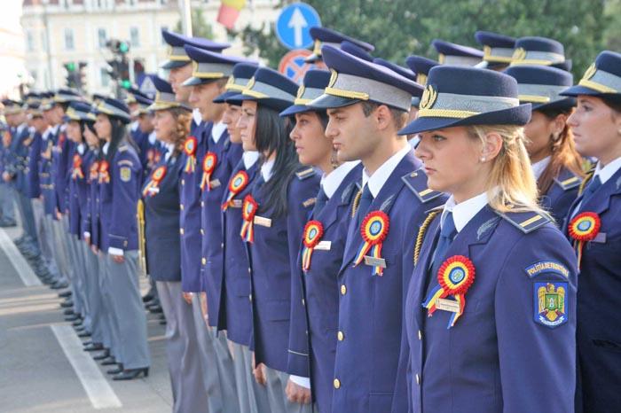 Poliția de Frontieră recrutează candidați pentru școlile de poliție