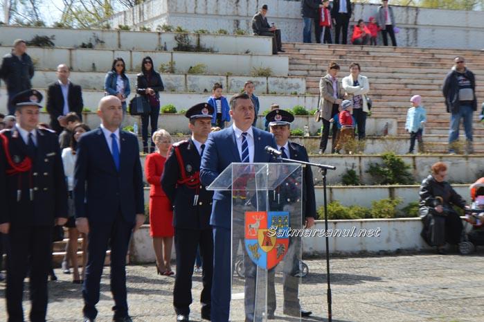 Dan Gheorghe, invitat să se alăture echipei de la Consiliul Județean (Video)