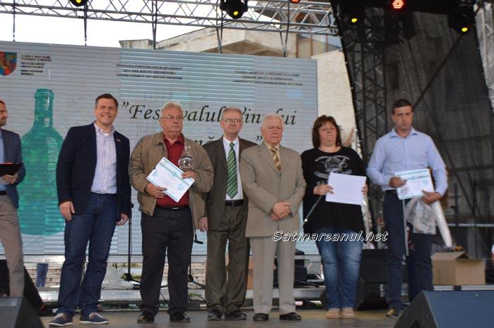 Vezi câștigătorii Concursului Județean de Vinuri (Foto)