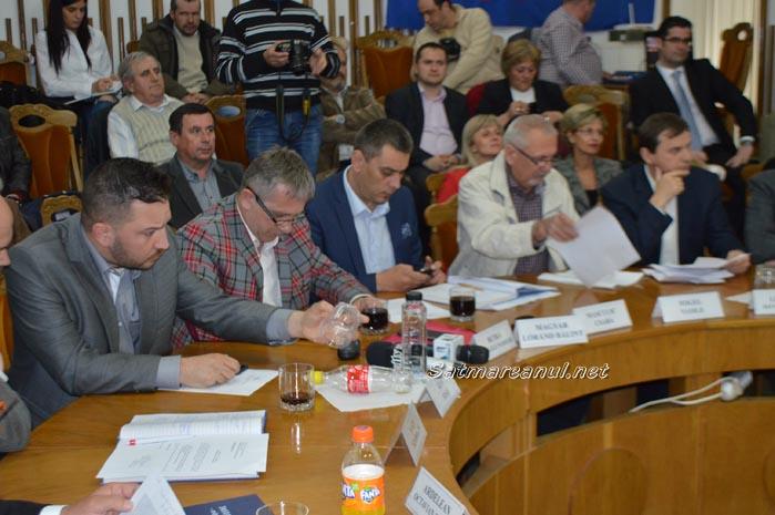 Consilierii UDMR și PNL se opun inaugurării Teatrului de Nord