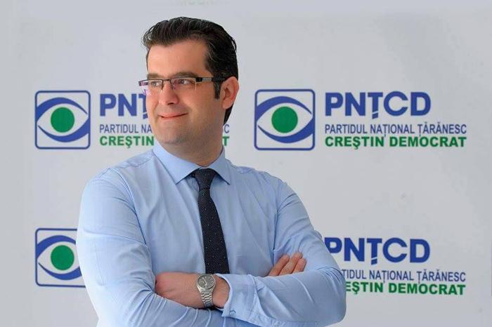Candidatul PNȚCD, Adelin Ghiarfaș, susținut de comunitatea Romanian Independent Organization