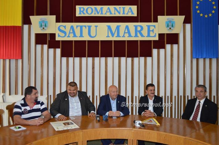 """""""Centura Sătmarului"""" la box, la o nouă ediție"""