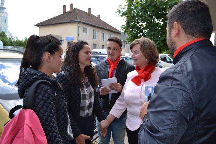 """Aurelia Fedorca: """"Împreună suntem Negrești-Oaș! Continuăm cu suflet!"""""""