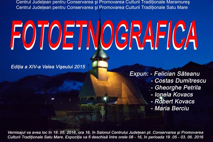 """Expoziţia """"Fotoetnografica"""", la a XV-a ediție"""