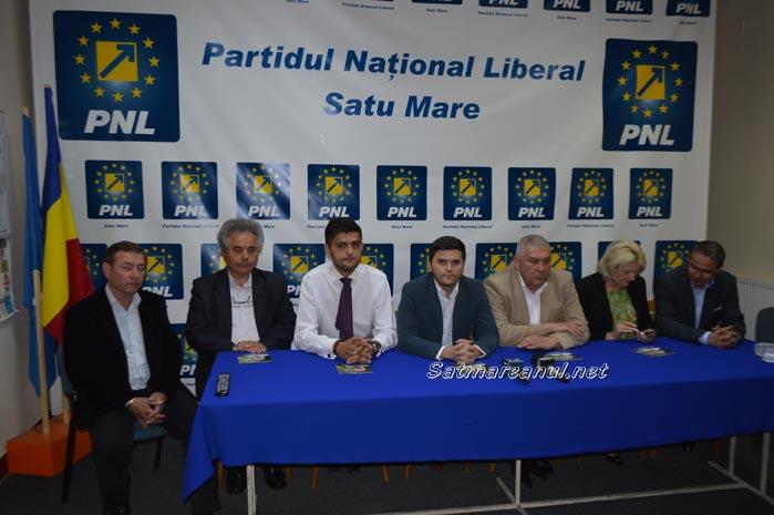 Adrian Cozma și-a prezentat echipa pentru Consiliul Local Satu Mare