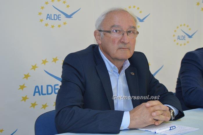 Radu Giurcă a trecut la ALDE