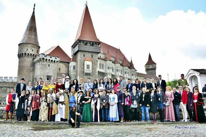 """Castelul Károlyi la """"Târgul European al Castelelor"""""""