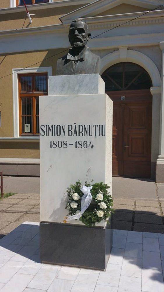 Simion Bărnuțiu va fi comemorat la Carei