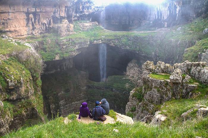 Baatara Gorge, minunăția care se ascunde într-o peșteră (Foto&video)