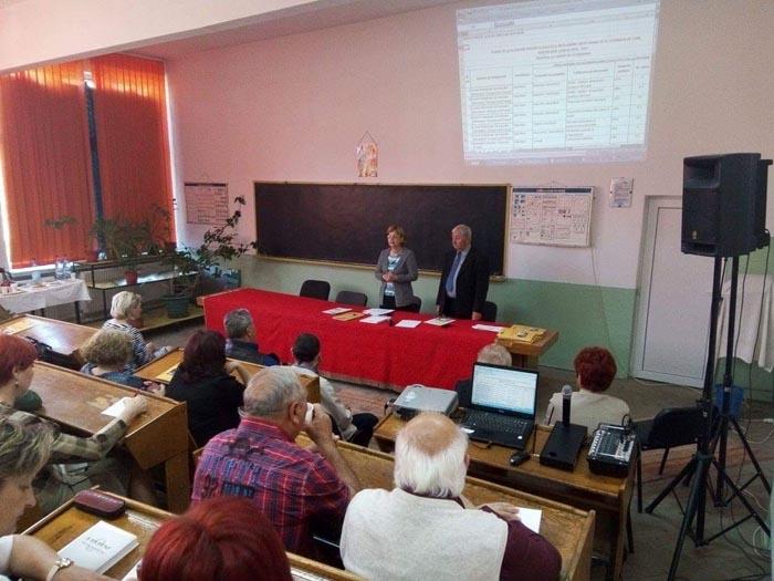 """Cercuri pedagogice la Colegiul Tehnic """"UNIO-Traian Vuia"""""""