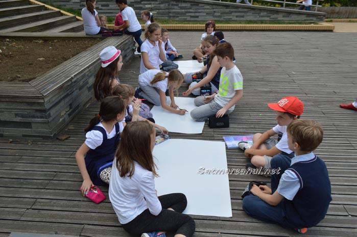 """Vocea copiilor: """"Ajută-mă să cresc sănătos!"""" (Galerie foto&video)"""