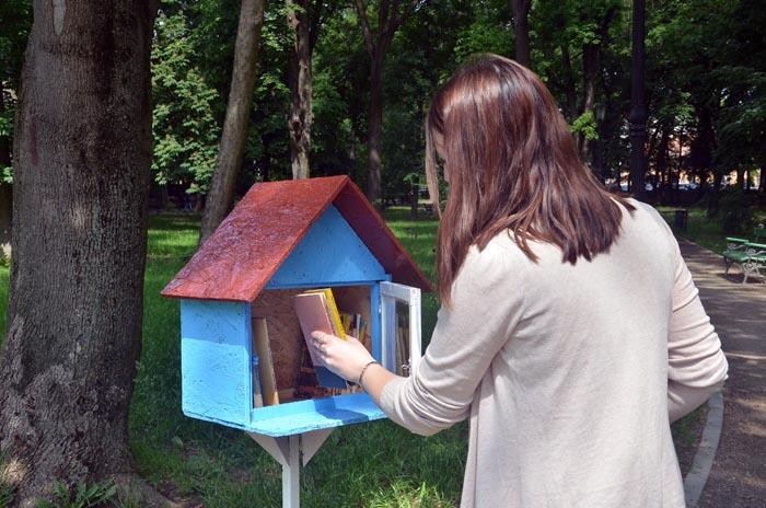 Careienii, invitați la lectură în aer liber