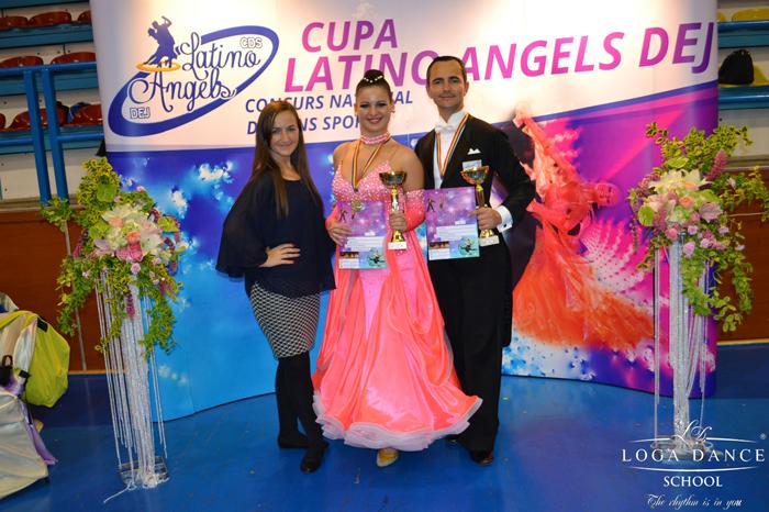 Loga Dance School la Cupa Latino Angels (foto&video)