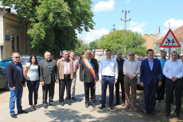 Începe modernizarea drumului județean Acâș-Mihăieni-Țeghea-Craidorolț