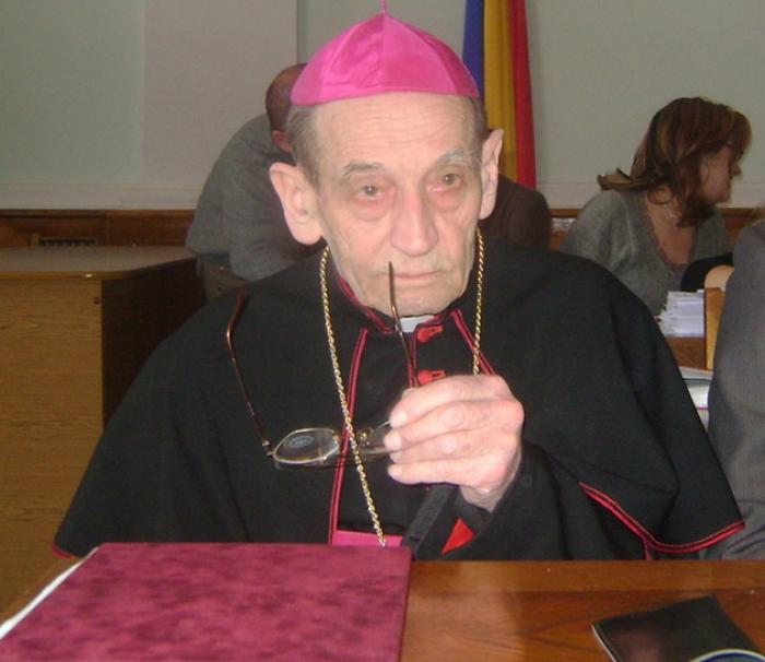 A murit episcopul romano-catolic, Tempfli Jozsef