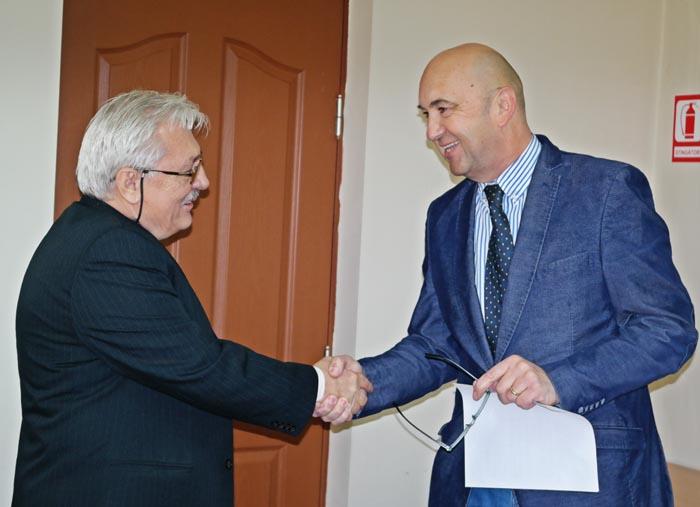 Directorul Agenţiei Judeţene pentru Plăţi şi Inspecţie Socială Satu Mare s-a pensionat