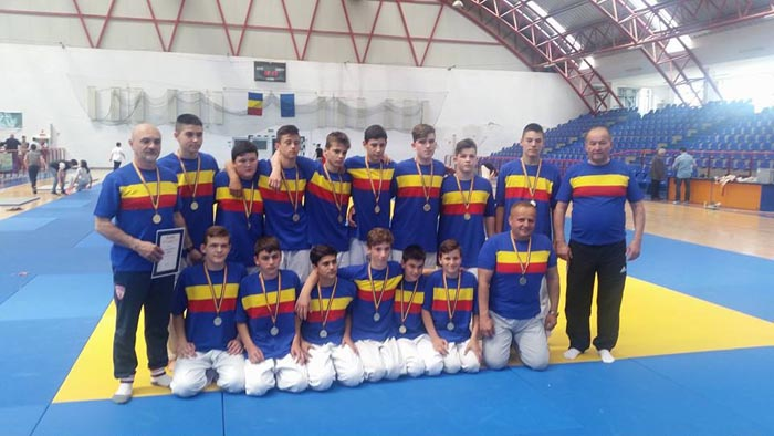 Rezultate de excepție pentru judoka de la CS Fușle Security la Campionatul Național U-15