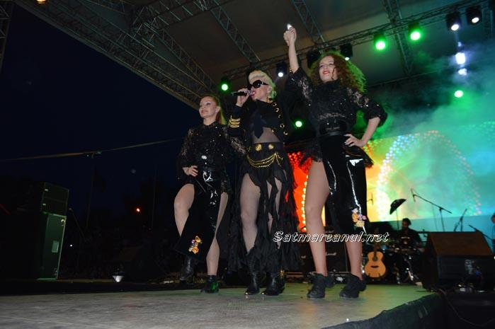 Super show cu Loredana, la Satu Mare (foto&video)