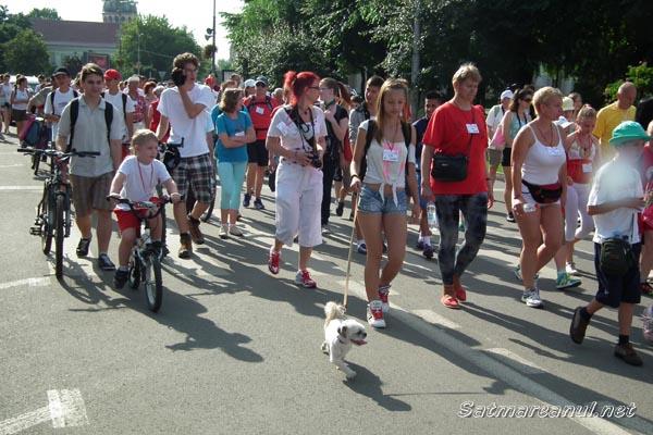 """Maratonul de solidaritate"", la a X-a ediție"