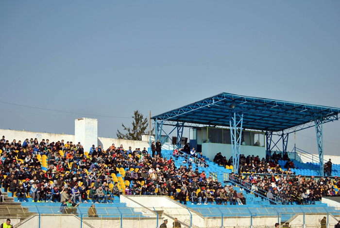 Fotbal: Olimpia – Șoimii Pâncota
