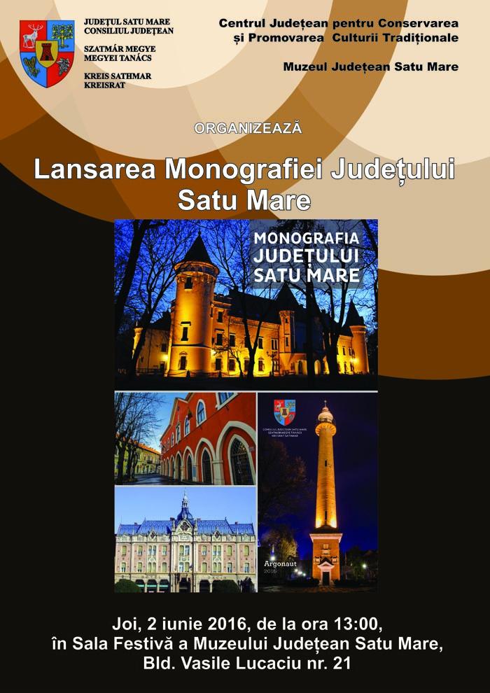 Monografia județului Satu Mare
