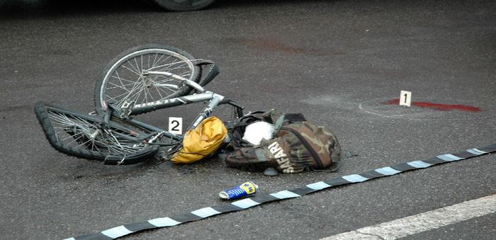 Biciclist găsit mort pe o stradă din Halmeu