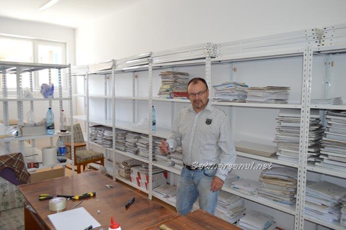 Arheologii Muzeului Județean se mută în casă nouă