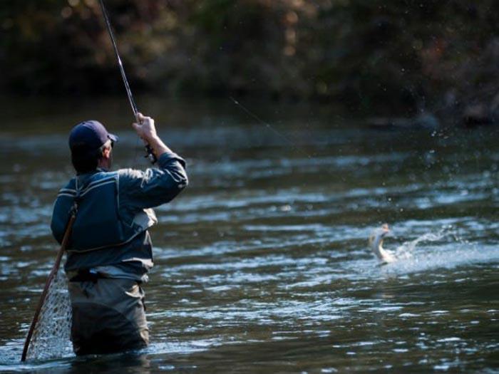 Pescuitul interzis ! Prohibitie generala pana pe 8 iunie !