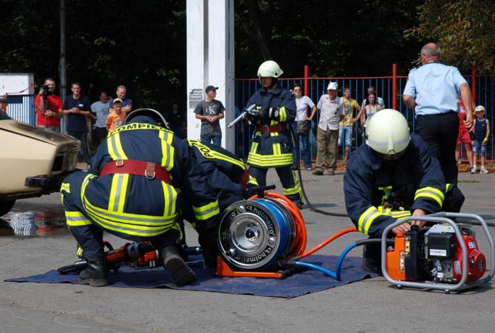 Concursul Serviciilor Voluntare pentru Situații de Urgență, faza zonală