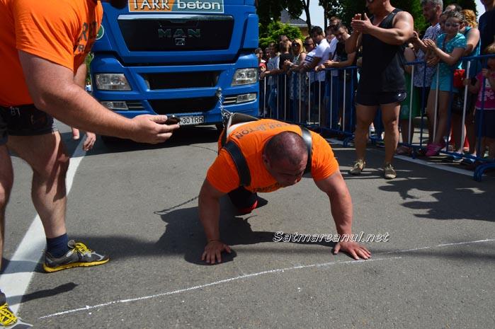 """Concursul """"Strong Men"""" Satu Mare, la a XI-a ediție (foto&video)"""