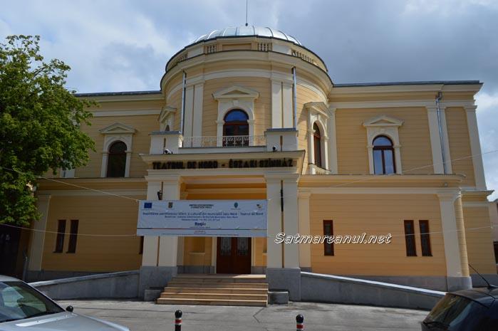 Zilele porților deschise la Teatrul de Nord