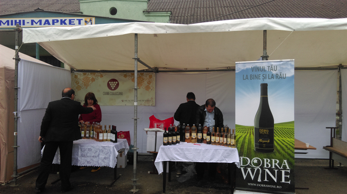 Festivalul Vinului de la Serednye (Ucraina)