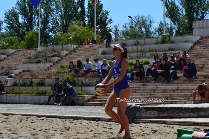 A început Balcaniada de beach-volley de la Satu Mare (Foto&video)
