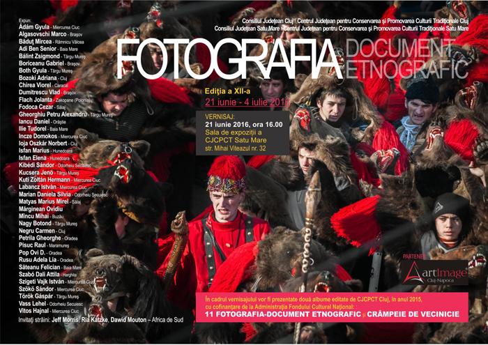 """Fotografia – Document etnografic"", la a XII-a ediție"