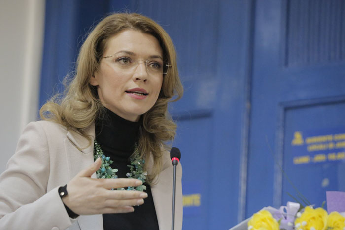 Alina Gorghiu se gândește la o alianță cu UDMR-ul în Consiliul Județean Satu Mare
