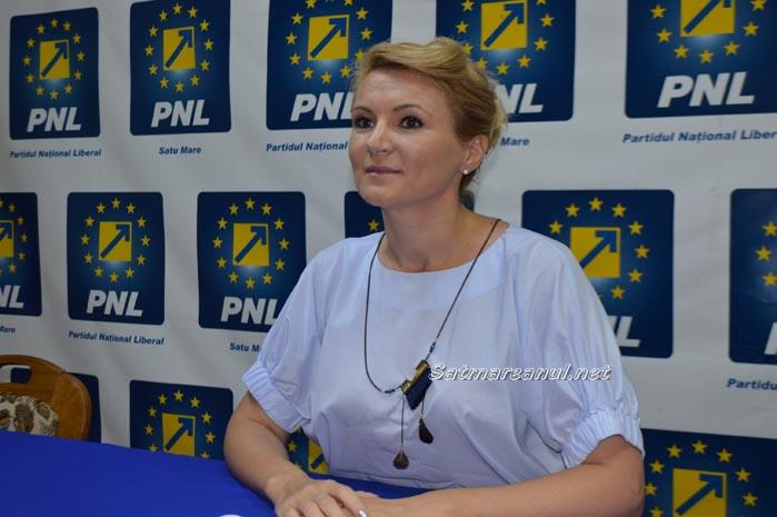 Andrea Paul a ratat funcția de președinte a PNL Satu Mare