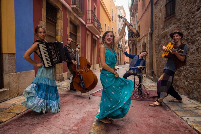 Festivalul Muzicii de Stradă, la a III-a ediție (foto&video)