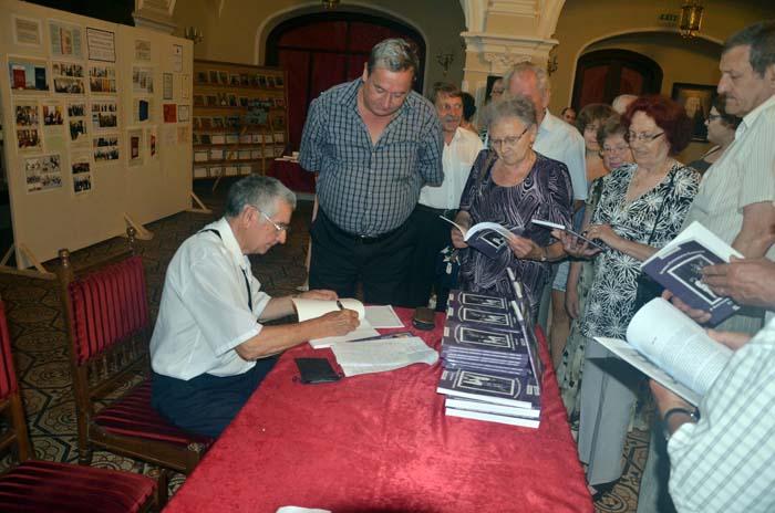 Lansare de carte și expoziție foto la Castelul din Carei