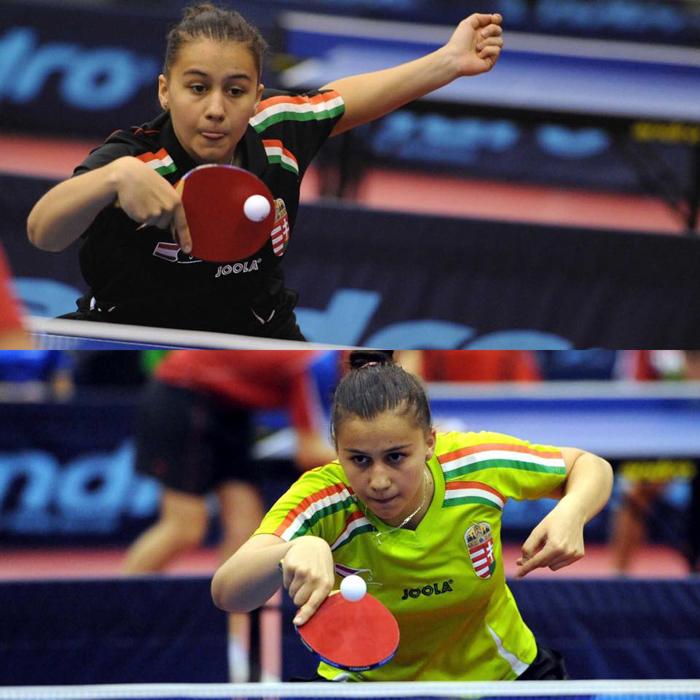 Tenis de masă: Careianca Dari Helga, la Campionatele Europene de la Zagreb