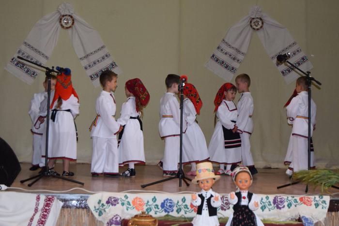 Festival folcloric pentru copii, în comuna Odoreu (Foto)