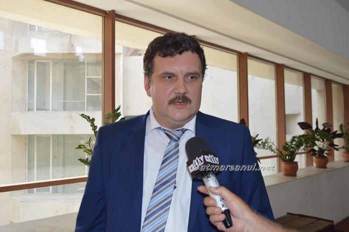 """Pataki Csaba: """"Este o responsabilitate imensă"""""""