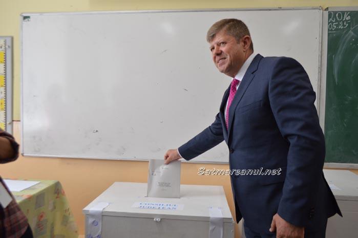 """Octavian Petric: """"Am votat pentru a continua împreună"""""""