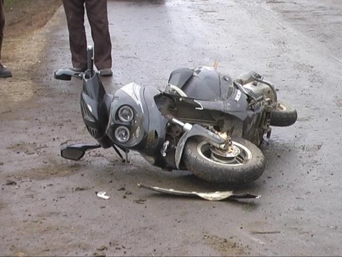 Copil de 2 ani, rănit într-un accident