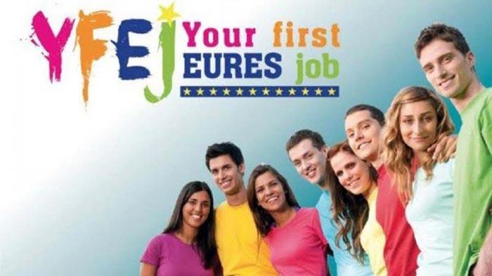 Your first EURES job – Sprijină mobilitatea tinerilor