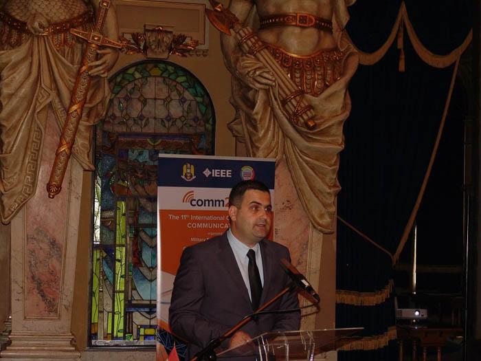 Sătmăreanul Gabriel Leș, prezent la COMM 2016