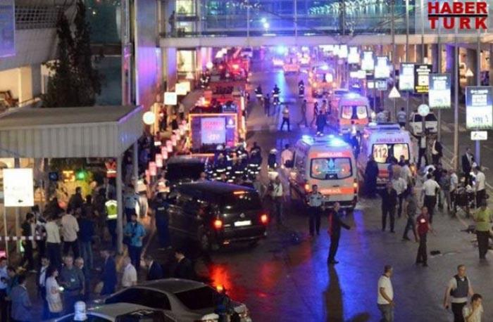 Atac terorist în Istambul